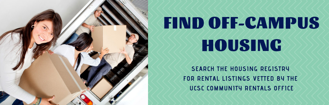 Search for off-campus housing